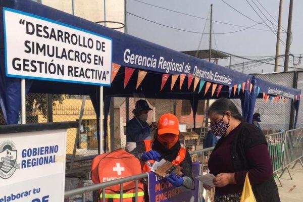 Callao: realizarán taller virtual sobre prevención en casos de sismos en medio de la pandemia