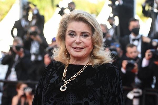 Catherine Deneuve regresa a Cannes