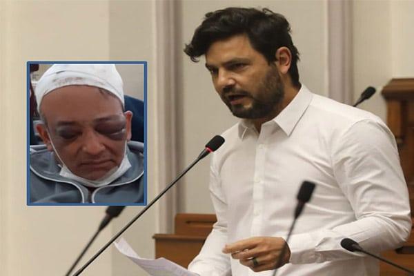Filtran informe médico de Muro al congresista Olivares