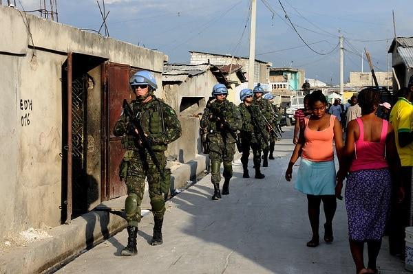 Abaten a cuatro de los supuestos asesinos del expresidente haitiano Jovenel Moise