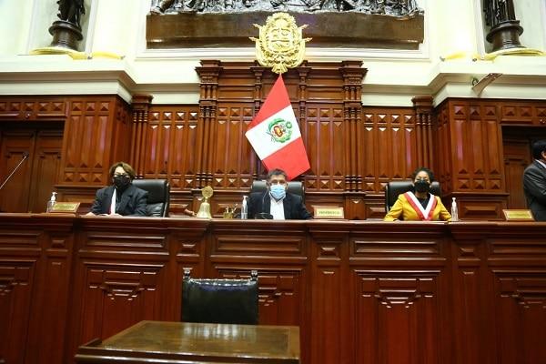 Junta Preparatoria del Congreso decide «no admitir» la lista 3 para la Mesa Directiva suscrita por Perú Libre