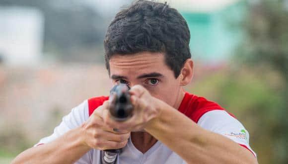 Tokio 2020: Alessandro De Souza se estrena en los Juegos Olímpicos