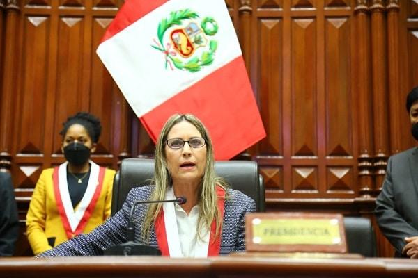 María del Carmen Alva negó rotundamente el supuesto desaire al expresidente Francisco Sagasti