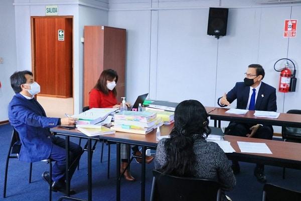 Vizcarra, Mazzetti y Astete declararon ante el Ministerio Público por el caso 'Vacunagate'