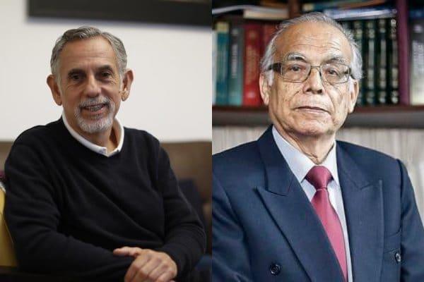Presidente Castillo tomó juramento a los ministros de Economía y de Justicia