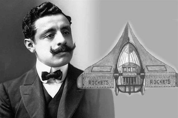 Pedro Paulet, el padre de la astronáutica
