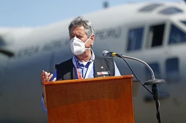 Francisco Sagasti a delegación que viajará a Tokio: «Ningún deportista cuestiona las reglas después de perder»