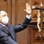 Segundo Quiroz espera «consenso con otras fuerzas políticas»