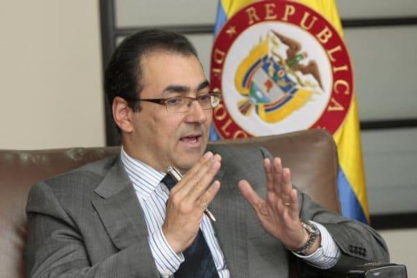Colombia: Sergio Díaz-Granados es elegido nuevo presidente del banco de desarrollo CAF