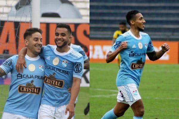 Sporting Cristal venció 4-2 a Cantolao en el inicio de la fase 2 de la Liga 1