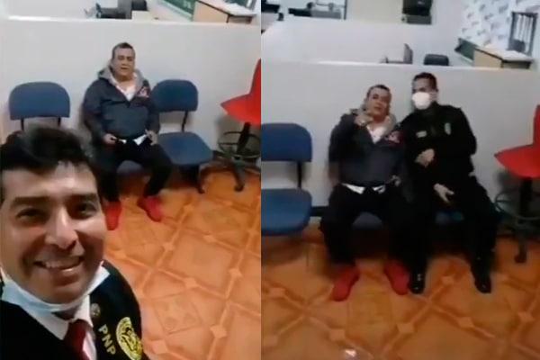 Tony Rosado: Inspectoría PNP abre proceso contra suboficiales por 'divertirse' con cantante en comisaría