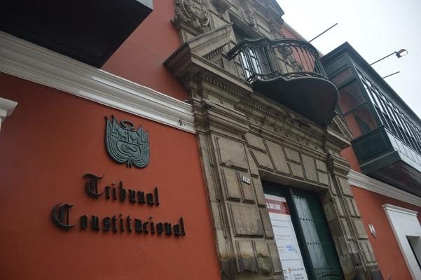 Tribunal Constitucional se divide por Vladimir Cerrón