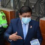 Walter Ayala, el flamante ministro de Defensa que denunció a periodistas por crimen organizado