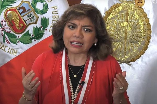 Zoraida Ávalos sobre presunta amistad con Martín Vizcarra: «No lo conozco, no es mi amigo, nunca me he reunido con él»