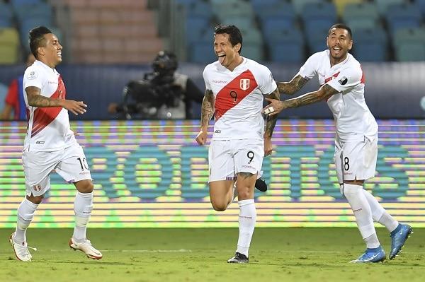 Selección peruana cumplió varios objetivos en la Copa América 2021