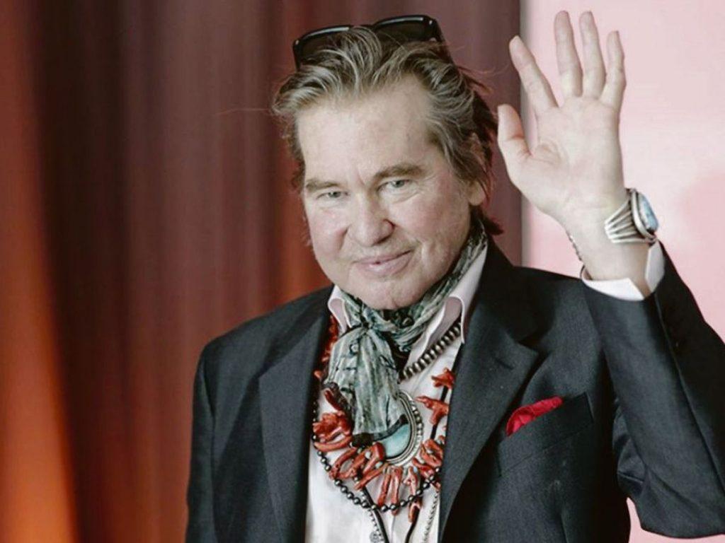 Val Kilmer estremece Cannes
