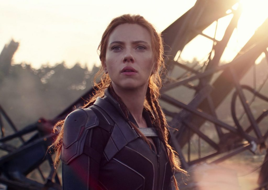 Scarlett Johansson demanda a Disney por Black Widow