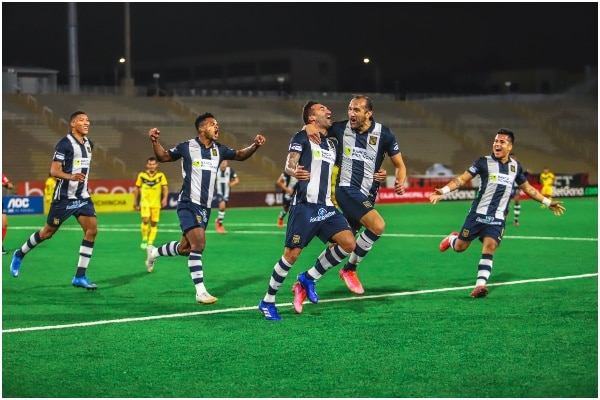 Alianza Lima venció 2-1 a Cantolao por la fecha 4 de la Liga 1