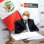 Torres considera que el pedido del Consejo Consultivo de la Comisión de Constitución «hace tabla rasa del derecho constitucional»