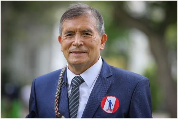 """Ciro Gálvez: """"Los pueblos originarios serán reivindicados"""""""