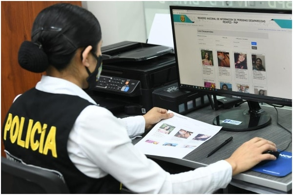 Defensoría del Pueblo alerta de la desaparición de más de 4 mil mujeres y niñas