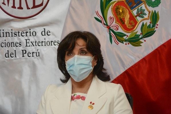 Dina Boluarte a fiscal: gestión de Jorge Muñoz es corrupta