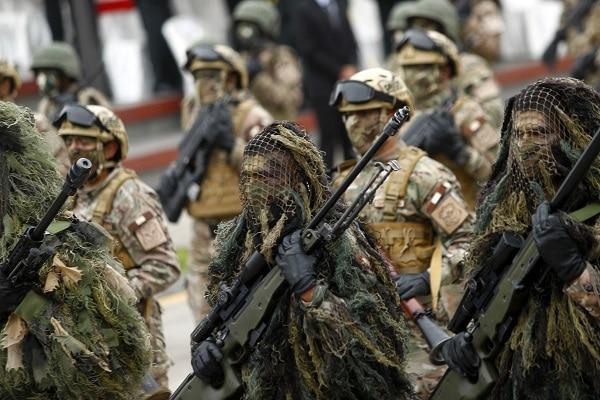 Fuerzas Armadas no están reclutando personas de cara a un servicio militar para la próxima semana