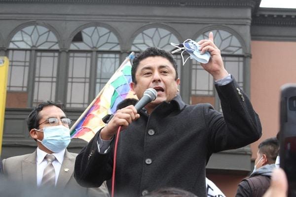 Guillermo Bermejo: «Condena a Guzmán no puede 'convertirnos en animales'»