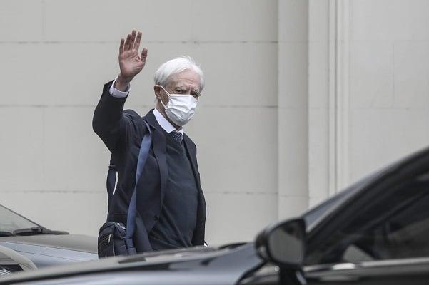 Héctor Béjar asegura que el Congreso está preparando un «golpe de Estado»