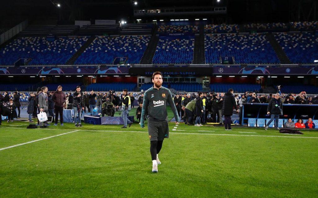 FC Barcelona le debe a Messi 52 millones de euros