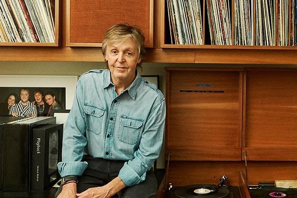 Paul McCartney se despidió de Charlie Watts con emotivo video
