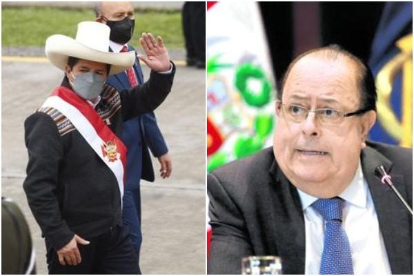 Reunión entre Pedro Castillo y Julio Velarde se postergó este martes