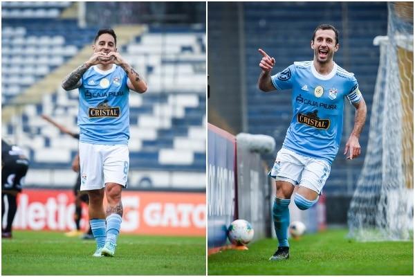 Sporting Cristal venció 2-1 a Sport Huancayo por la fecha 5 de la Liga 1