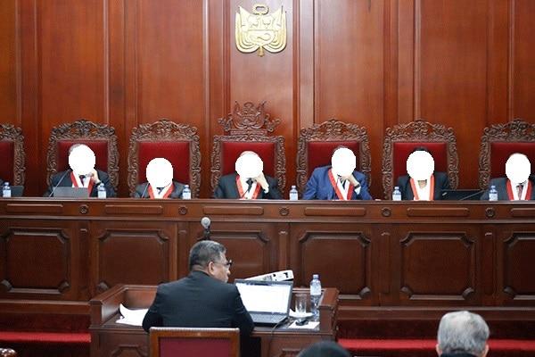 Proponen reactivar la comisión encargada de elección de miembros del Tribunal Constitucional