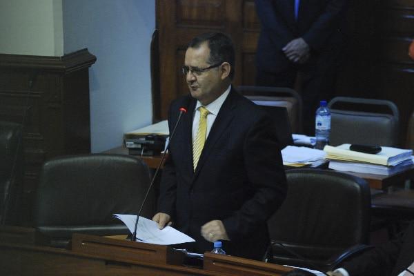 Tulio Falconí: ministro Silva Villegas nombra como jefe de asesores a excongresista que tendría vínculos con Hinostroza