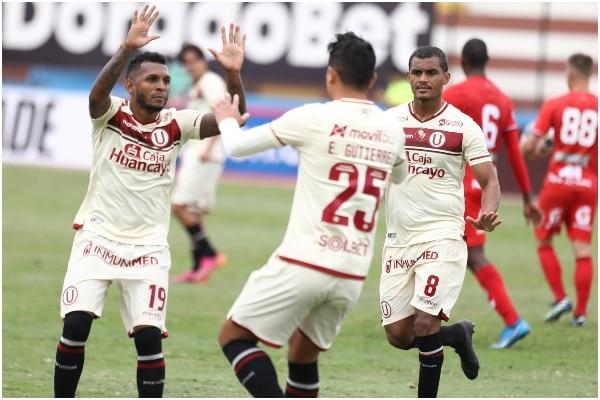 Universitario de Deportes venció 3-1 a Cienciano por la fecha 5 de la Liga 1