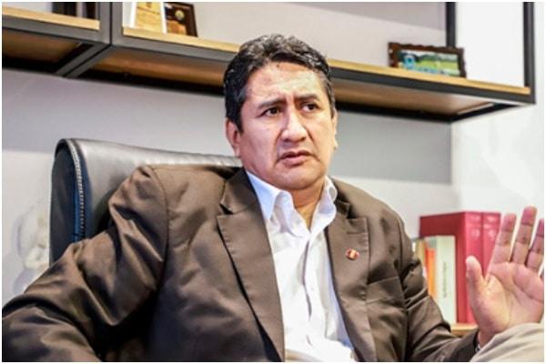 Vladimir Cerrón sería el cabecilla de la organización criminal 'Los Dinámicos del Centro', según tesis fiscal