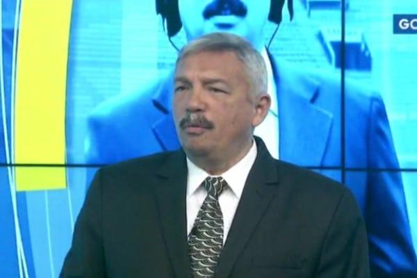 Alberto Beingolea fue presentado como nuevo refuerzo de GOLPERÚ