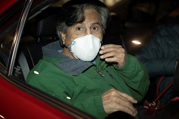Alejandro Toledo apela división de caso Interoceánica