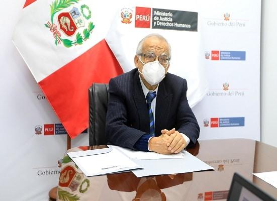Aníbal Torres: «Quienes no se vacunen tendrán problemas para concurrir a lugares públicos»