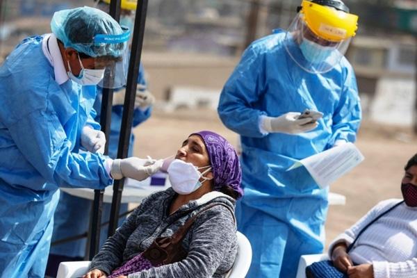 COVID-19: se identificaron a 86 personas infectadas con la 'variante Mu'