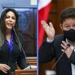 Chirinos denuncia a Bellido ante la OEA: «El gobierno parece mantener actitudes machistas y misóginas»