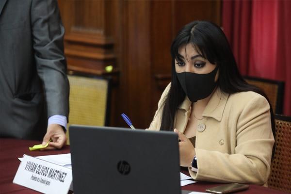 Fuerza Popular: congresista considera «venganza política» propuesta de cremar restos de Alberto Fujimori