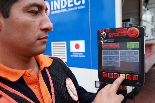 INDECI e IGP implementarán sistema de alerta sísmica en la costa peruana
