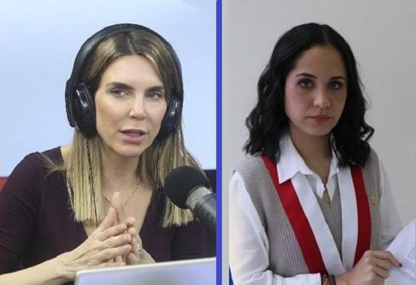 Juliana Oxenford pide disculpas a Sigrid Bazán: «Una opinión honesta acabó en una frase que debí evitar»