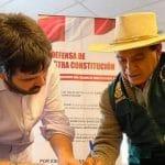 Lucas Ghersi sufre accidente en Cajamarca