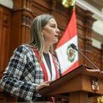 Maricarmen Alva: «Seguiremos trabajando para mejorar la situación social de millones de peruanos»