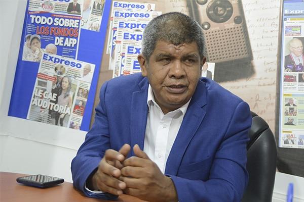 Mauro Vegas Carmen: «Transparencia es una obligación de las autoridades»