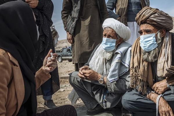 ONU busca acuerdo para ayudar a Afganistán