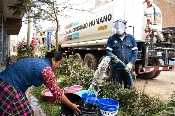 OTASS oficializó entrega de recursos a 35 empresas de saneamiento del país